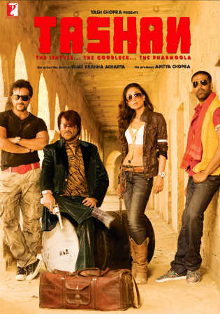 Tashan 2008 DVDRip 1Gb Full Hindi Movie Download 720p Watch Online Free bolly4u