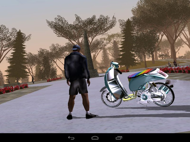 Behind Space of Realities 2013 Classic Version Android Download