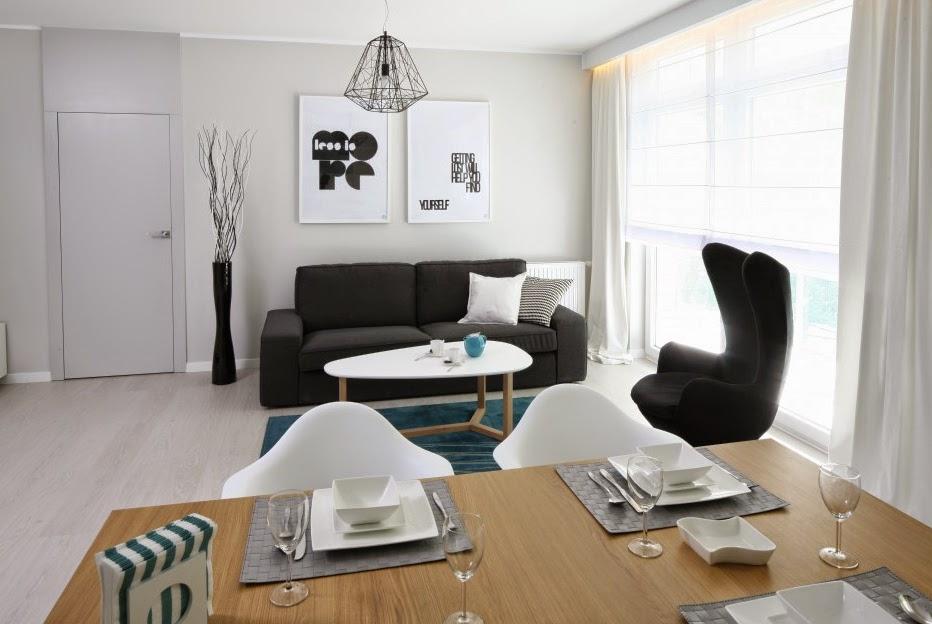 Decoracin de salas pequeas MAXI ideas para espacios mini