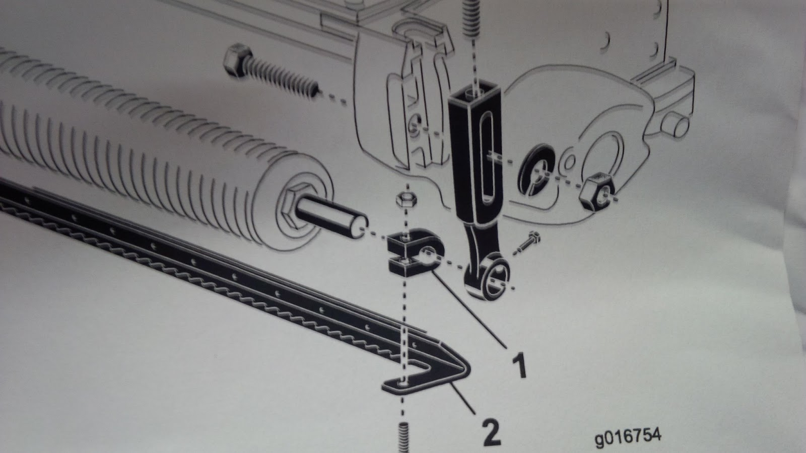 Bobs Shop May 2013 Jacobsen Golf Cart Wiring Diagram Comes With A Good Of How To Install Them