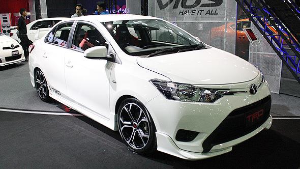 Harga Mobil Toyota ALL NEW VIOS Update Terbaru 2017