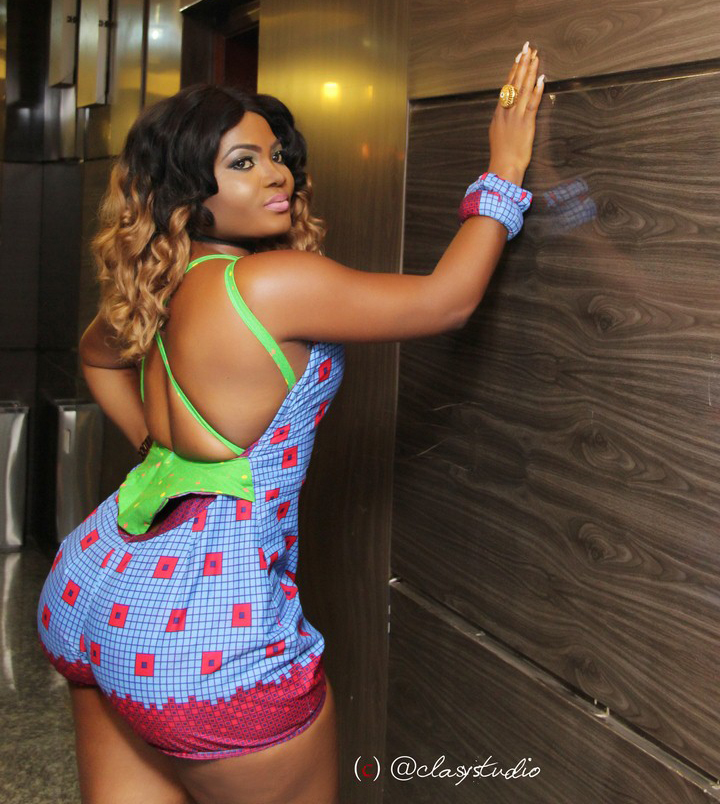 Booty big nollywood actresses