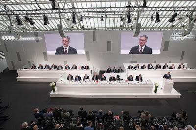 Ετήσια Γενική Συνέλευση Audi AG