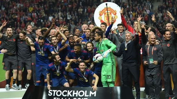 How Manchester United Won The UEFA Europa Cup