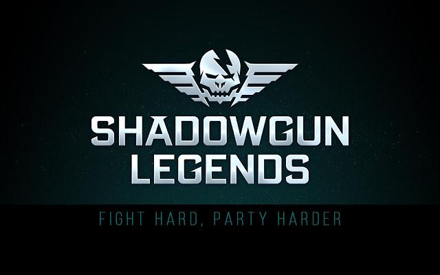 لعبة Shadow Gun Legends 2017 للاندرويد والايفون