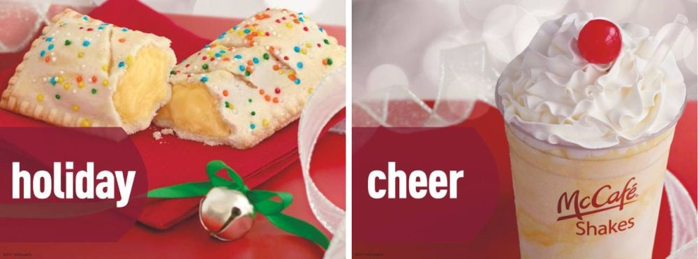 Mcdonalds Holiday Pie And Egg Nog Shake Back In 2015 With Limited
