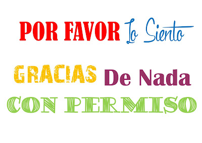Image result for palabras mágicas