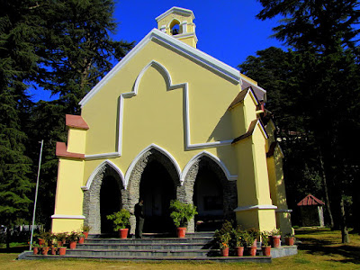 ST. PAUL CHURCH, Mussoorie