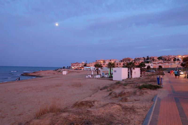 Torrevieja Espanja