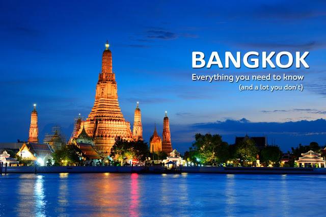 Tiket Pesawat Jakarta ke Bangkok