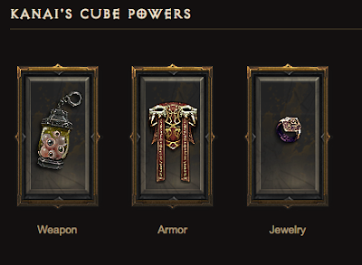 Diablo  Ring Of Royal Grandeur Kanai Cube