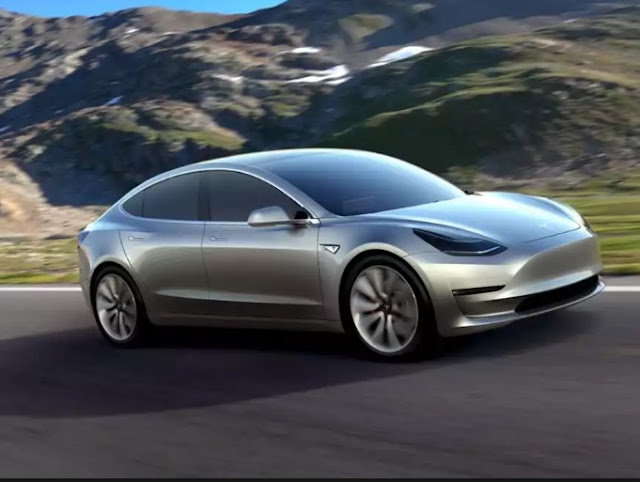 Tesla's Much-Awaited, Lower-Priced Model 3 Will Officially Debuts On 7th July