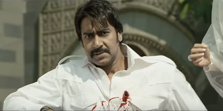 Once Upon A Time In Mumbaai Ajay Devgn