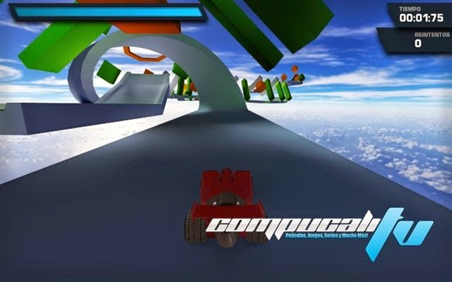 Jet Car Stunts PC Full Español