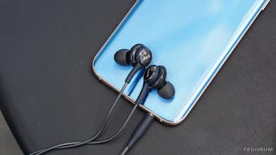 Samsung galaxy S8 earphone