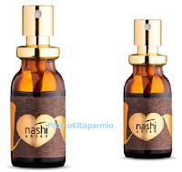 Logo Nashi Argan: scopri come ricevere gratis il profumo ''Love''