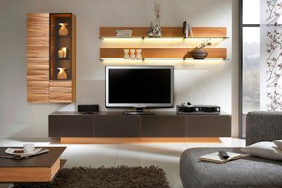 gambar bufet tv minimalis