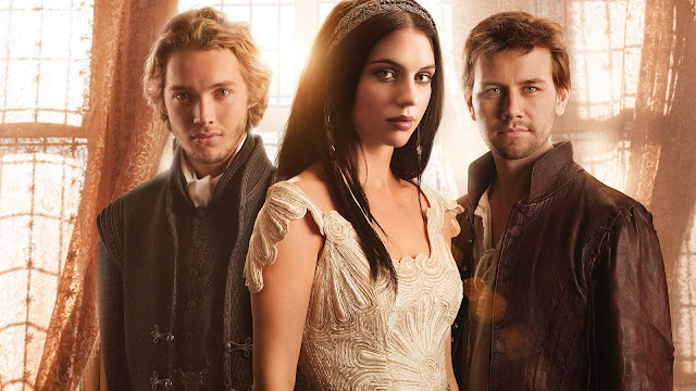 Reign serie CW