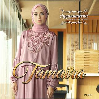 Ayyanameena Tamaira Pink