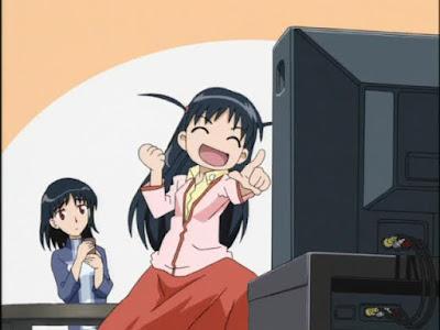 Asalan Menjadi Suka Anime nomer 2: Kebiasaan dari masa kecil