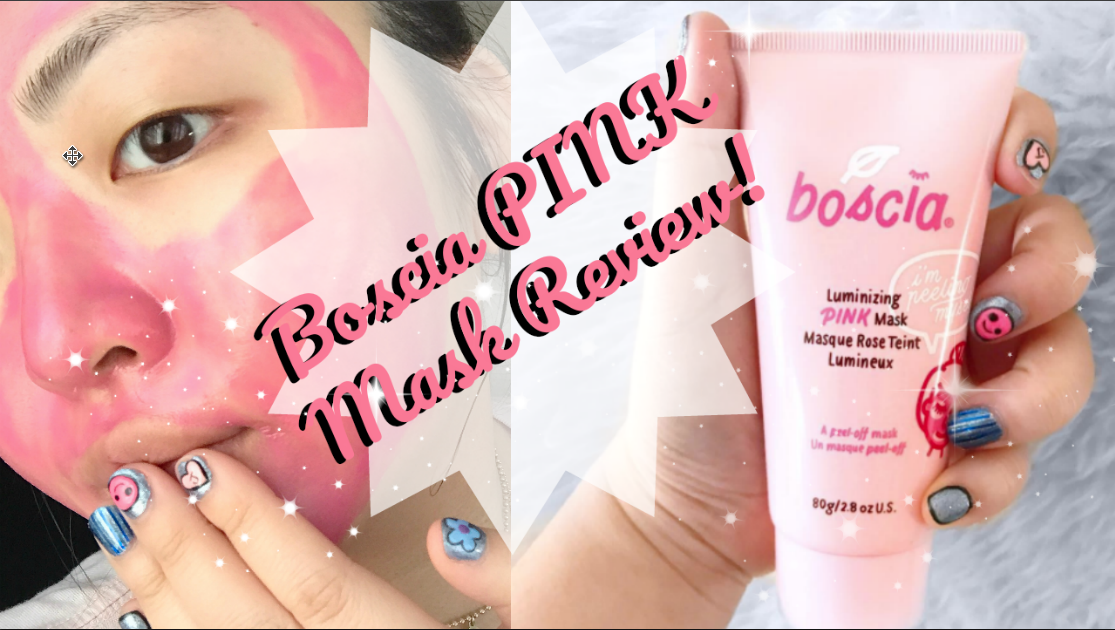 First impressions boscia luminizing pink peel off face mask j just got myself the new boscia pink peel off mask if youve followed me for a long time you would know that i am obsessed with the peel of black mask from solutioingenieria Choice Image