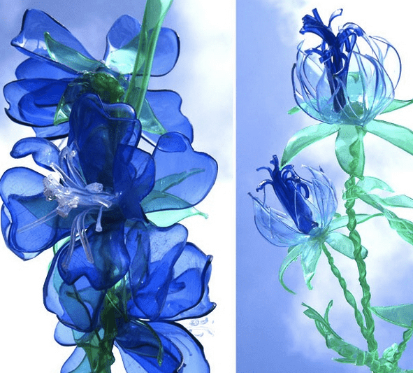Cara Membuat Bunga Dari Botol Plastik Bekas Kerajinan Tangan Unik