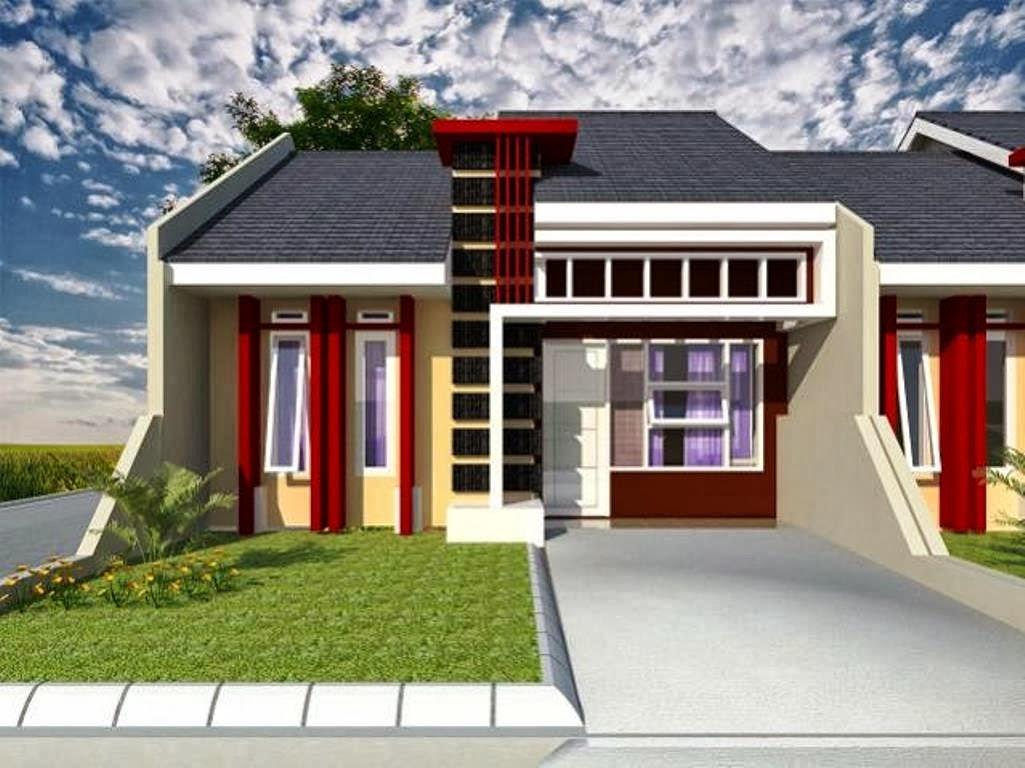 Rumah Minimalis Type 45 Sederhana 2015 & Desain Rumah Minimalis Type 45 - Rumah