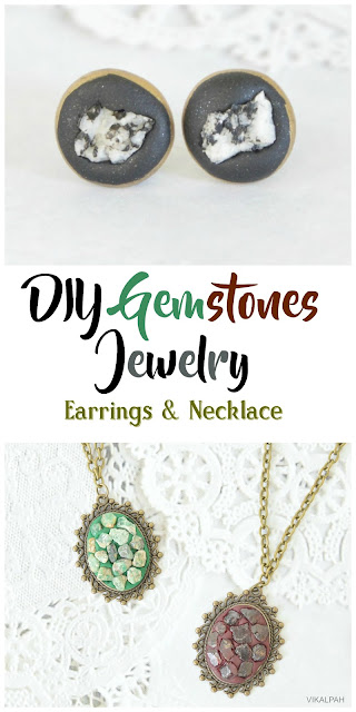 DIY Gemstones Jewelry