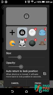 Screen Lock Pro Unlocked APK