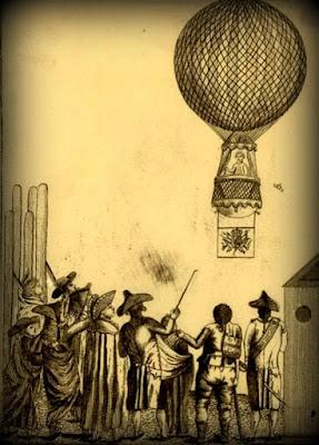 Αποτέλεσμα εικόνας για 'Έχω αερόστατο. Πάμε μια βόλτα; (Παρουσίαση)