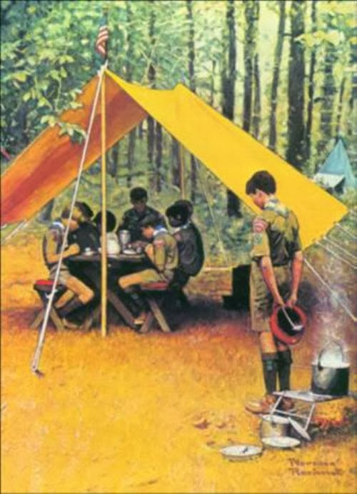 Scouts Are Reverent Scouts Own Beatitudes For Boy Scouts
