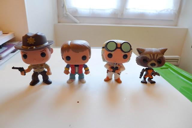 figurines pop! funko
