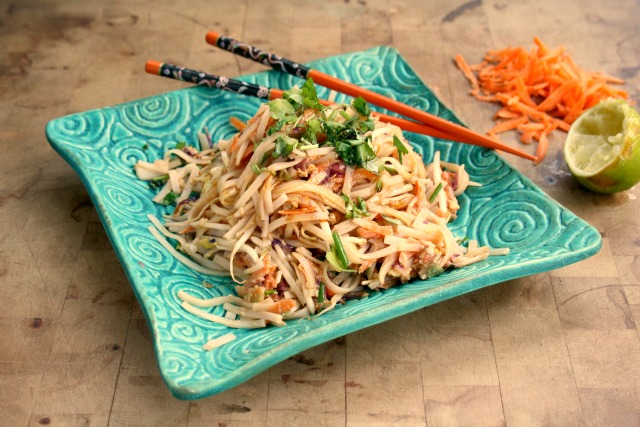 Moosewood vegetarian pad Thai recipe