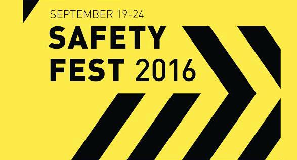 Safety Fest 2016 @ UAlberta