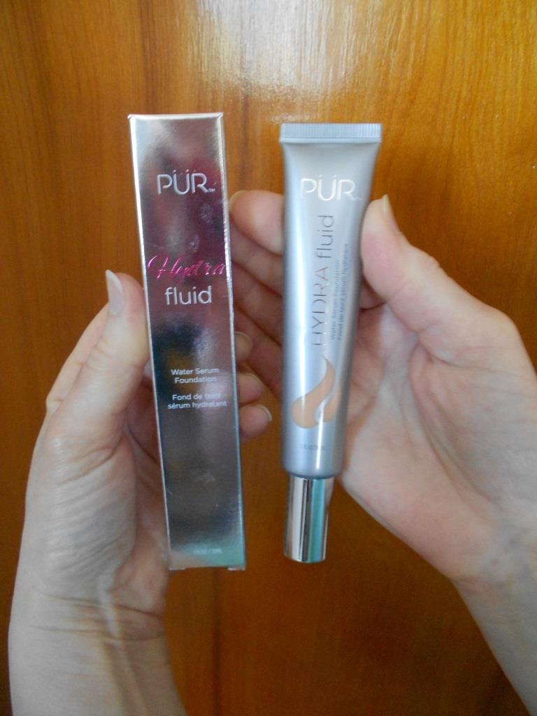 PUR HydraFluid Water Serum Foundation