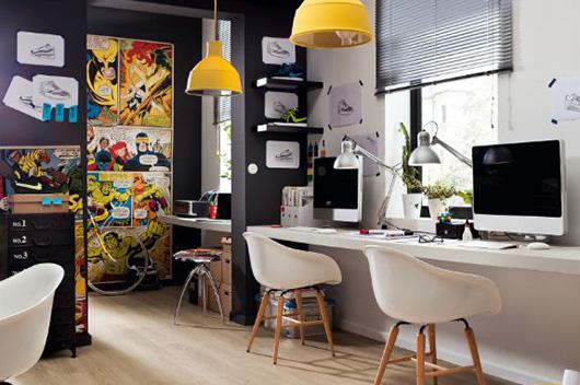 Marzua c mo decorar sin obras un elegante apartamento de for Diseno de apartamento de soltero