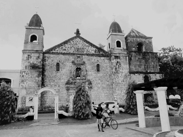 history of Tigbauan Church Ilo-Ilo