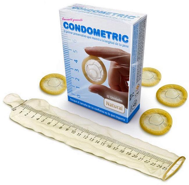 Презерватив Кондометрик