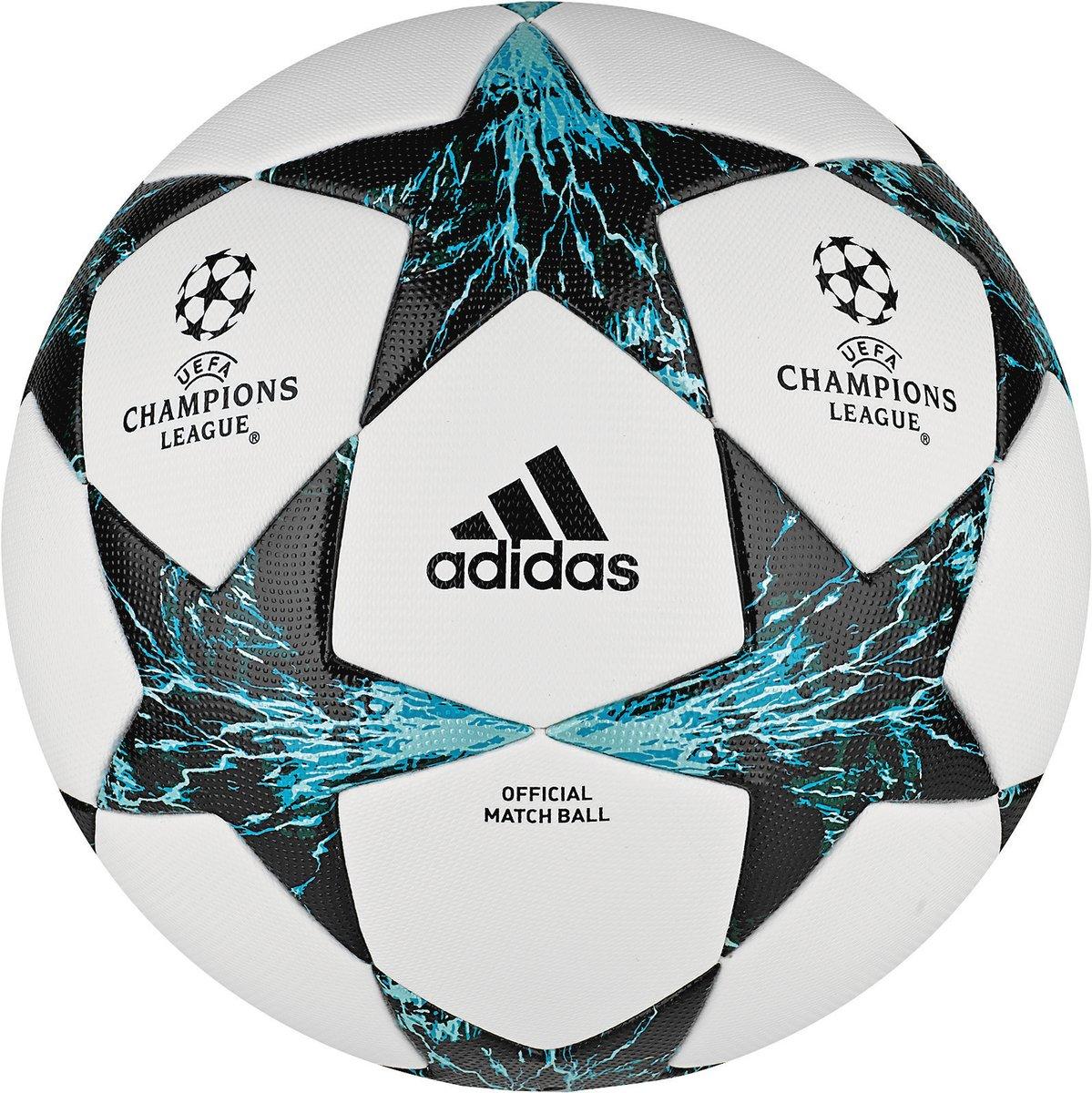Adidas 2017-18 Champions League Ball & CL Winter Ball ...