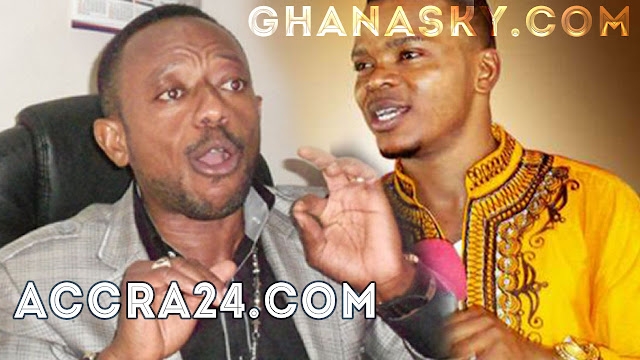 [VIDEO] Owusu Bempah Empty Obinim Totally Naked On FM