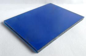 polycarbonate blue