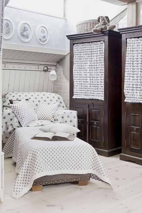 Una casa estilo shabby chic en finlandia decorar tu casa for Decoracion casa chic