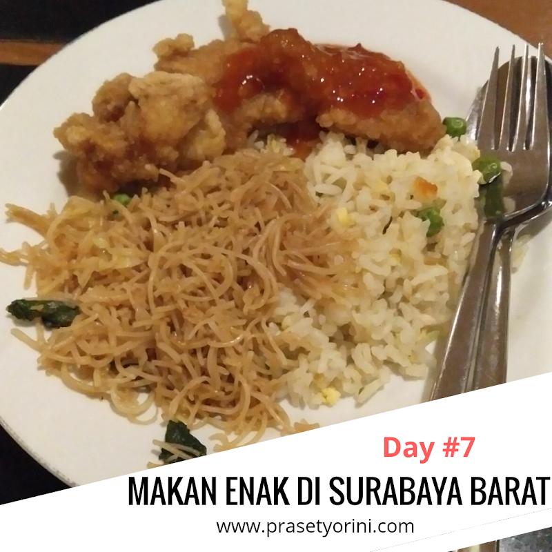 Tempat Jual Makan Enak di Surabaya Barat