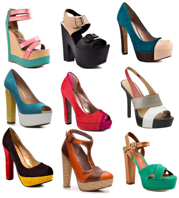 Model sepatu wedges wanita terbaru sneakers untuk kerja ...