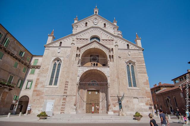 Visitar Duomo Catedral Verona Italia viaje