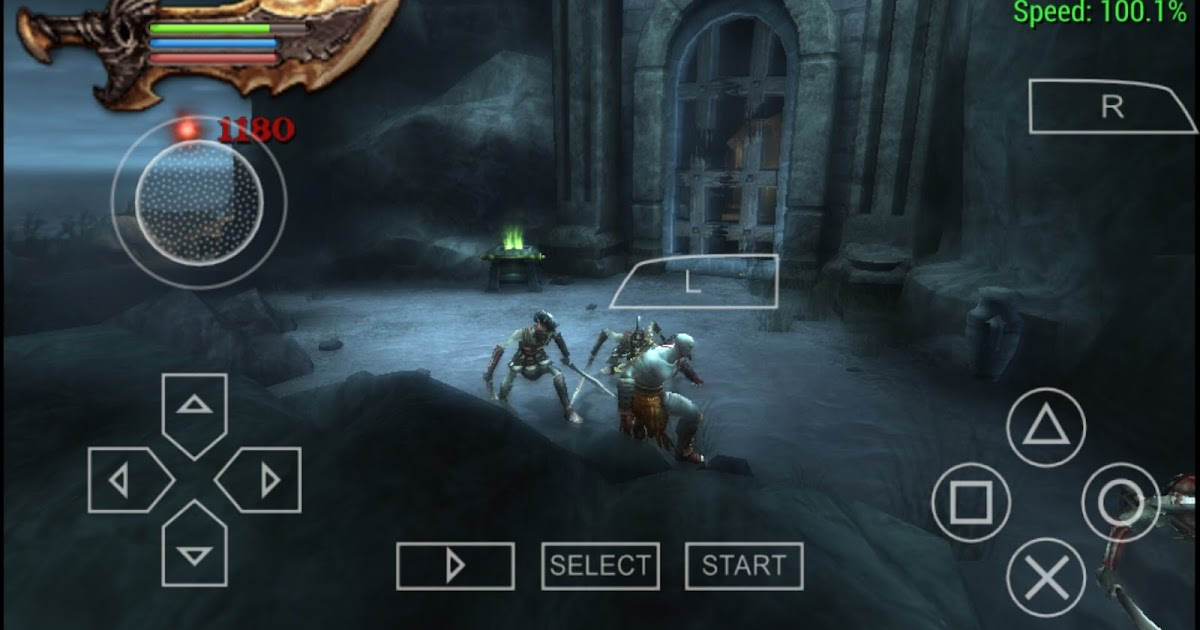 God Of War Best Settings For Ppsspp All Android Devices 100 Speed