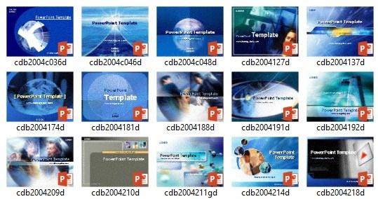 25 Template Powerpoint untuk Presentasi Pekerjaan
