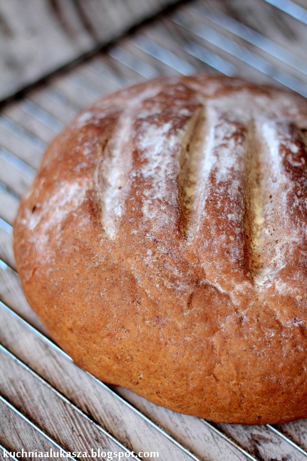 Chleb żytni.