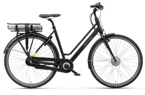 beste goedkope elektrische fiets test batavus fong e-go