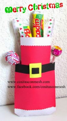bolsitas-navideñas-dulceros-regalos